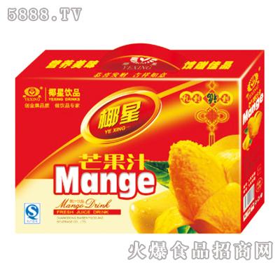 椰星芒果汁(礼盒)|百森食品饮料有限公司-火爆食品网.