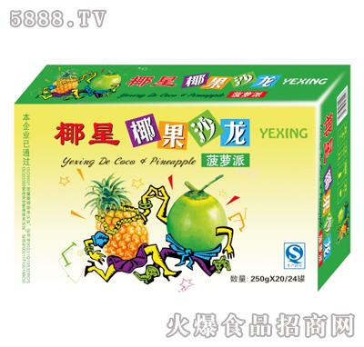 椰星椰果沙龙饮料(礼盒)|百森食品饮料有限公司-火爆.