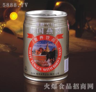 冰糖雪耳泰国燕窝产品图