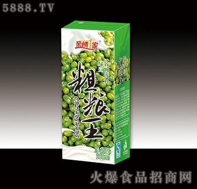 粗粮王绿豆汁利乐砖