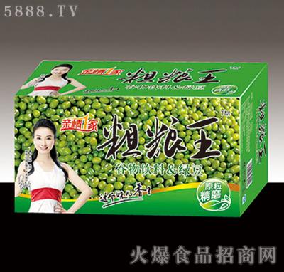 粗粮王绿豆汁箱装