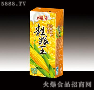 粗粮王玉米汁利乐砖