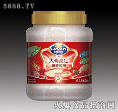 大骨高钙营养米粉(3段)产品图
