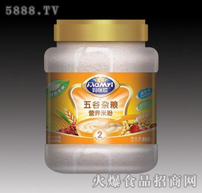 五谷杂粮营养米粉(2段)产品图