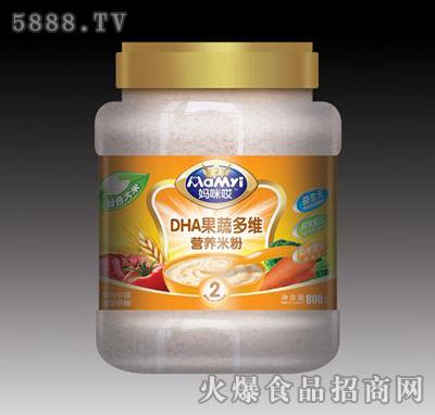 DHA果蔬多维营养米粉(2段)产品图