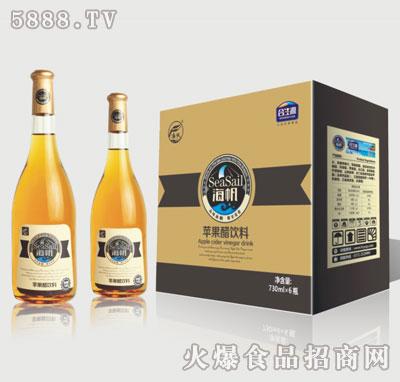 苹果醋饮料730mlx6瓶