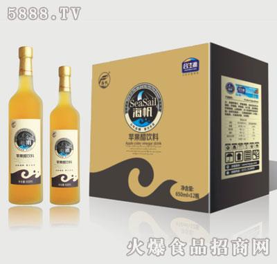 苹果醋饮料650mlx12瓶