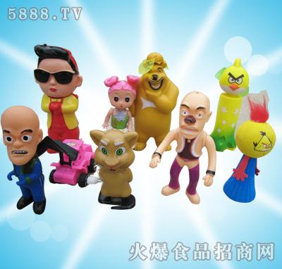 卡通人物玩具