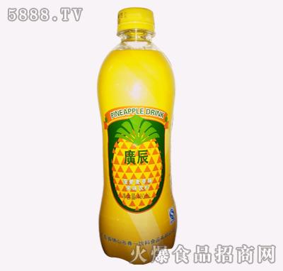 480ml广辰菠萝麦芽味果味饮品