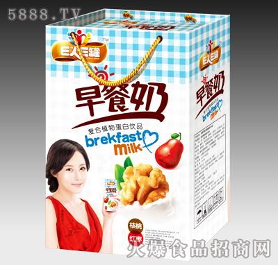 E人E罐早餐奶(手提袋)