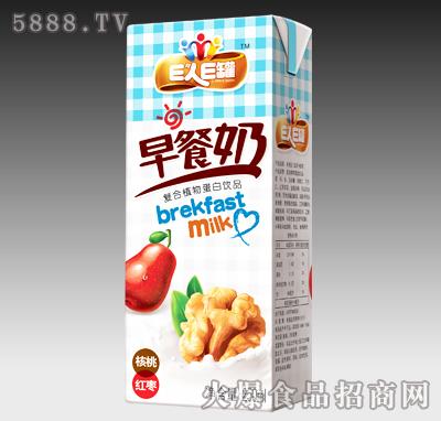 250mlE人E罐早餐奶