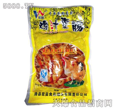 鸡汁素肠(袋装)
