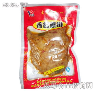 香菇素排袋装