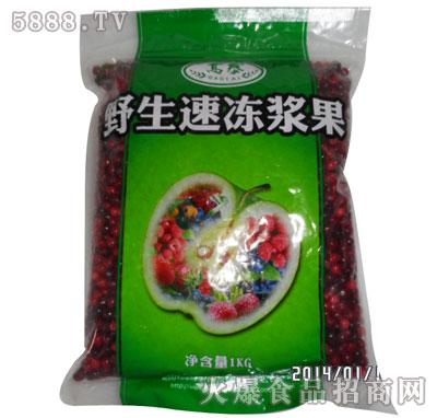 野生速冻红豆产品图