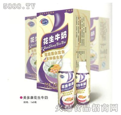 美多康花生牛奶1.45L