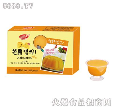 佳因美芒果味果冻255g产品图