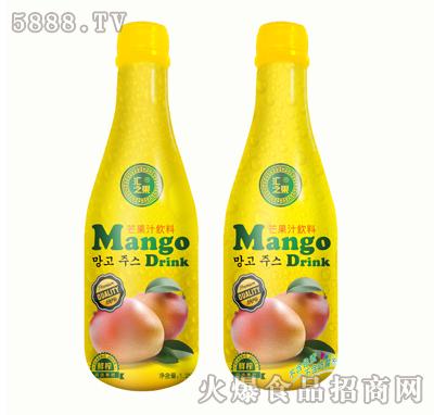 汇之果鲜榨芒果汁饮料1.25l产品图