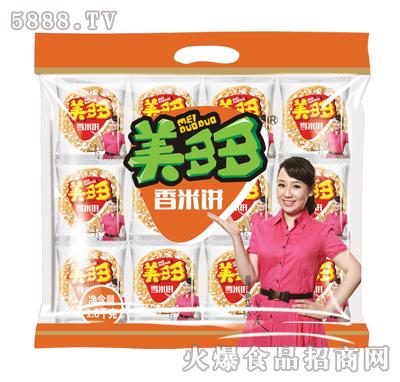 美多多香米饼大包装1.8kg
