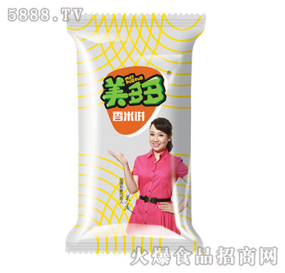 美多多香米饼竖袋装