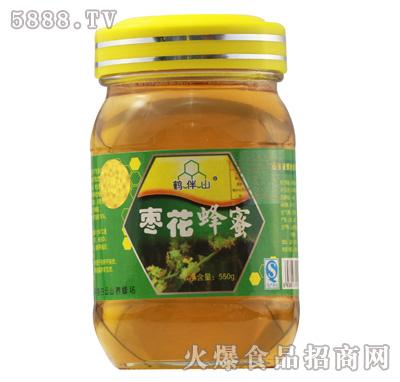 鹤伴山枣花蜂蜜550g