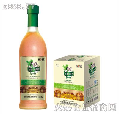绝乖苹果醋绿标大溶瓶750ml