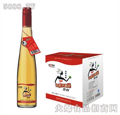 左饮令苹果醋精典豪樽瓶368ml