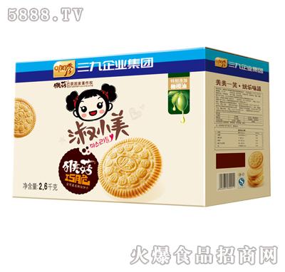 咖秀淑小美猴猴菇脆食用菌类酥性饼干2.6kg
