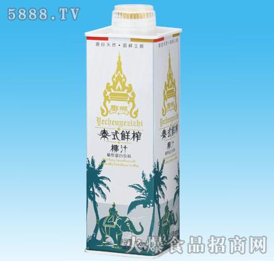 椰郴泰式鲜榨椰子汁600ml