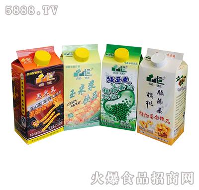 品世植物蛋白饮品系列