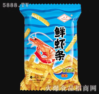 兴华鲜虾条原味(非油炸)70g