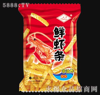 兴华鲜虾条辣味(非油炸)70g