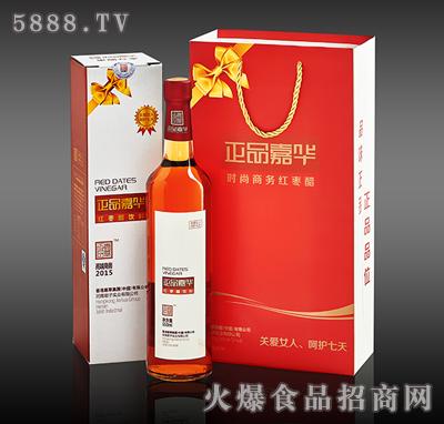 650ml商务红枣醋手提礼盒