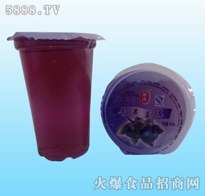 黑虎蓝莓味道青果200ml|荆州市和悦食品饮料有四川饮料的美食600字图片