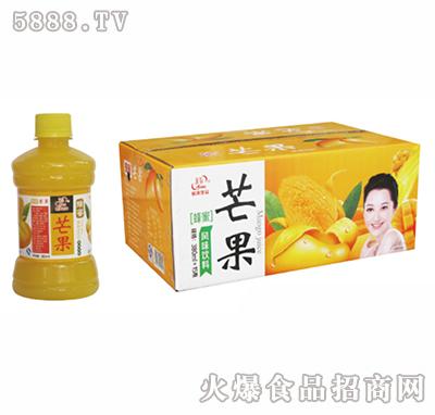 蜂蜜芒果风味饮料380mlx15