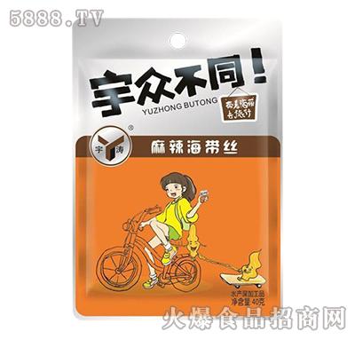 宇涛宇众不同麻辣海带丝40g产品图