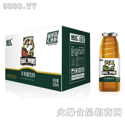 品汇苹果醋330mlX15瓶