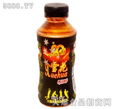 雪花什锦味咖啡饮料390ml