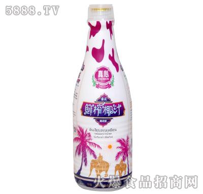 真心鲜榨椰汁1.25L