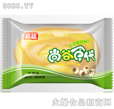 禧味尚谷时代面包莲蓉味