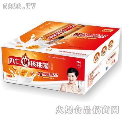 九仁烤核桃露240mlX20罐