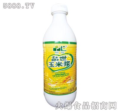 品世玉米浆植物蛋白饮料1.5L