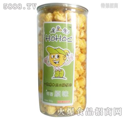 蜜蜜脆椰香原味爆米花160g
