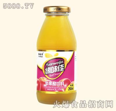 缘味佳苹果醋饮料260ML