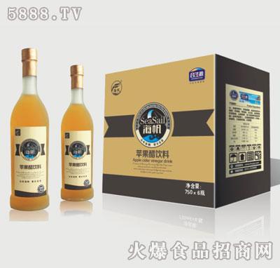 750ml×6瓶苹果醋