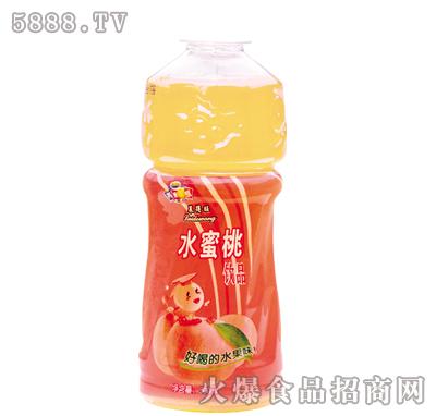 莱得旺水蜜桃饮品500ml