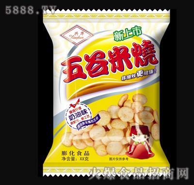 兴华五谷米烧70g奶油味