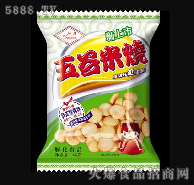 兴华五谷米烧70g韩式烧烤味