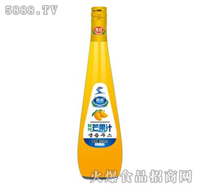 真心芒果汁838ml