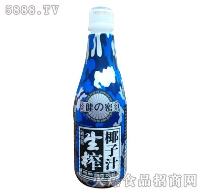 健密生榨椰子汁1.25L