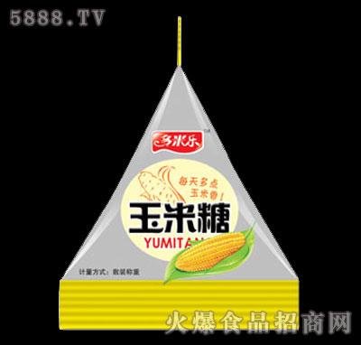 多米乐玉米糖